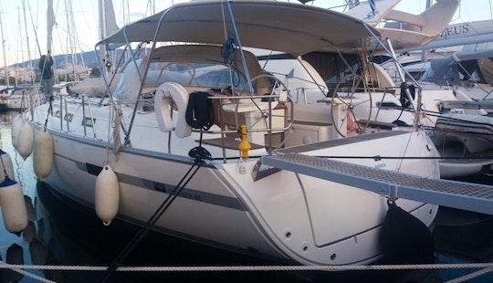 45ft Bavaria Cruiser Yacht Charter In Pireas, Greece