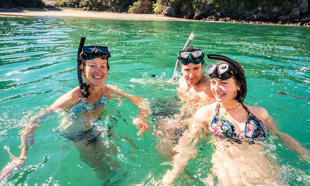 Enjoy Snorkeling Tours in Whakatane, New Zealand