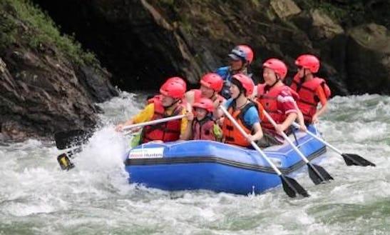Enjoy Rafting Trips In Kota Kinabalu, Sabah