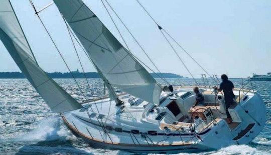 Charter Bavaria 46 Cruiser Yacht In Pireas, Greece