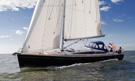 Charter 47' Cruising Monohull In Troms, Norway