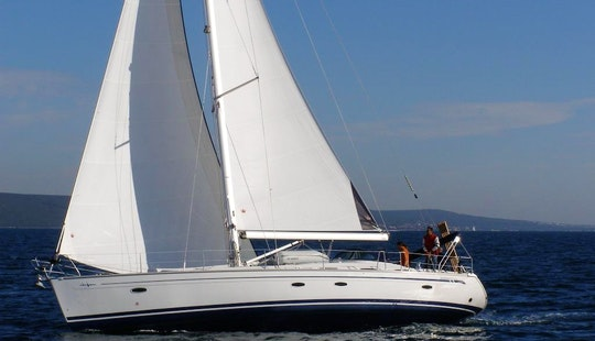 Bavaria 51 Cruiser Sailing Yacht In Pireas, Greece