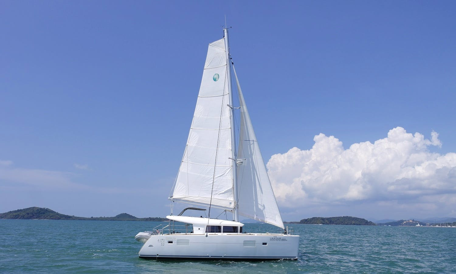 Charter an 8 person Lagoon Sailing Catamaran in Tambon Pa Klok, Thailand