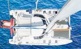 "Skippered Charter On 42ft ""Andromeda"" Catana Catamaran from Istria, Croatia"