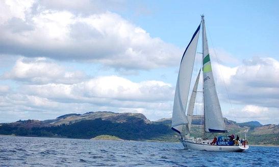 Ocean Racing Experience Aboard