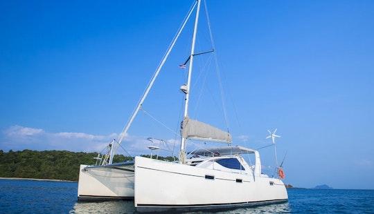 Charter 40' Cruising Catamaran In Phuket, Thailand