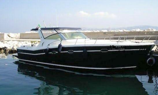Deck Boat Rental In Praiano Amalfi Coast