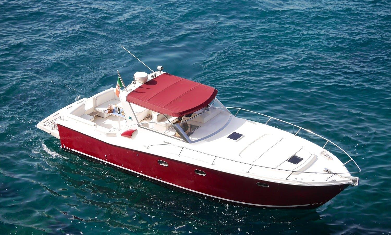 Private Day Charter along the Amalfi Coast or to Capri Island