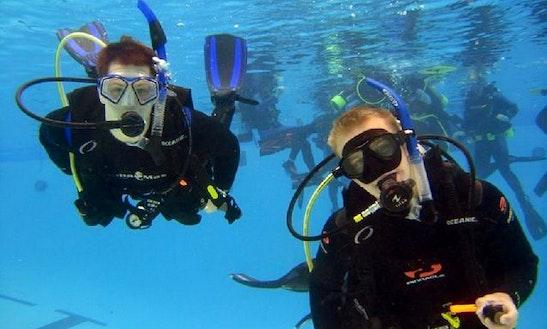 Enjoy Diving Courses In Sofia, Bulgaria