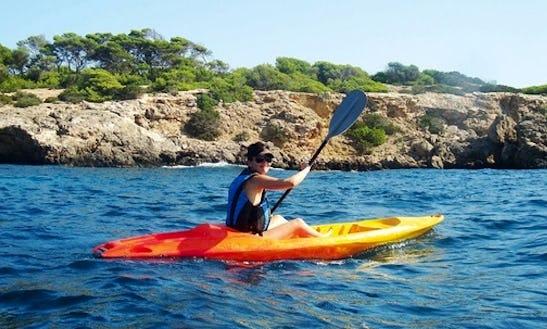 Enjoy Kayak Tours In Balearic Islands, Spain