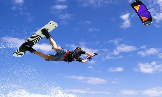 Discover Kiteboarding In Dénia, Spain
