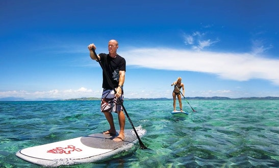 Learn Stand Up Paddleboarding In Denia, Spain