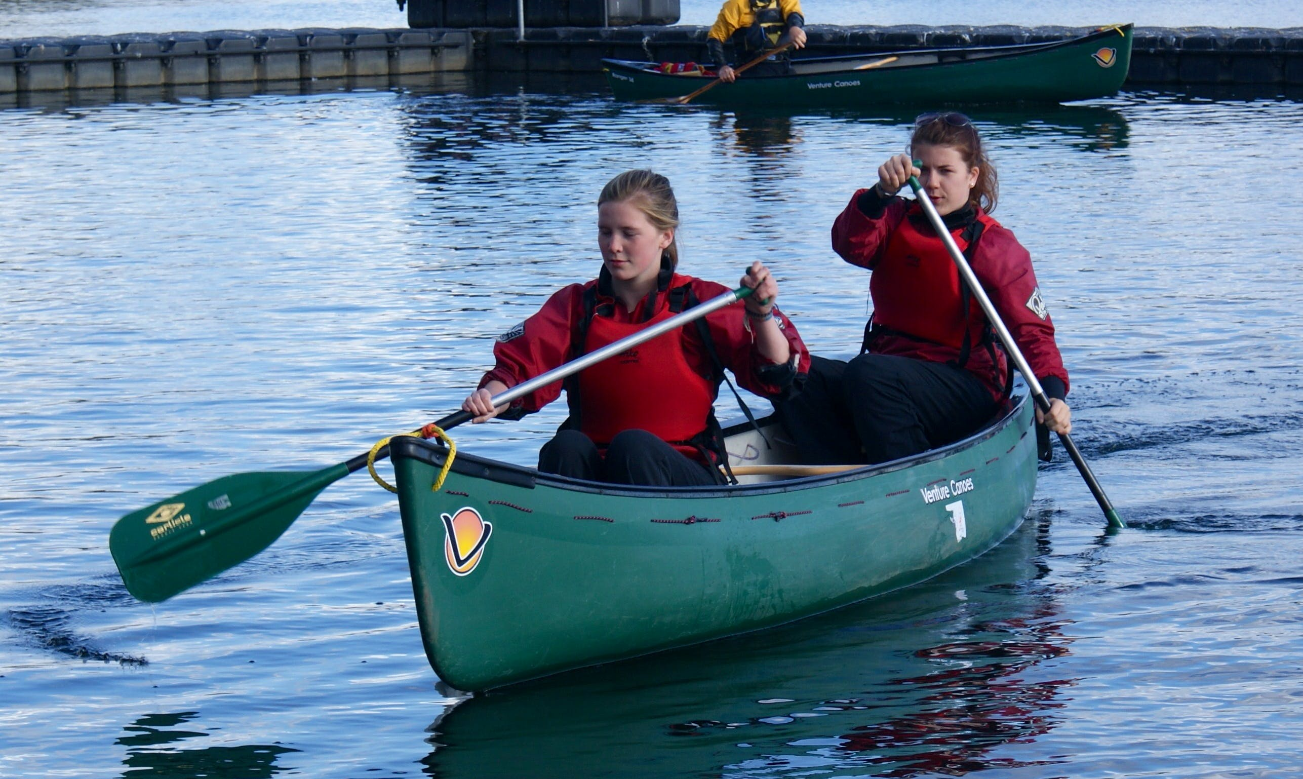 Enjoy Canoe Hire and Courses in Banagher, Ireland