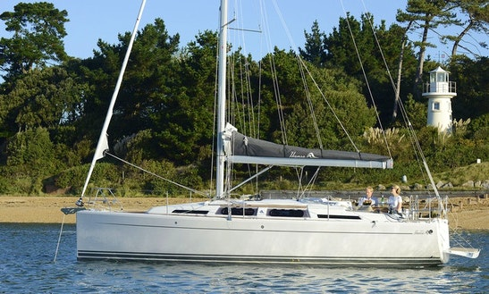 Charter 34' Cruising Monohull In Conwy, Wales