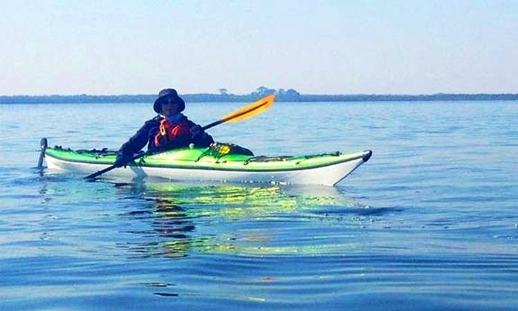 Guided Kayak Tours in Sale, Victoria with Experienced Guides!