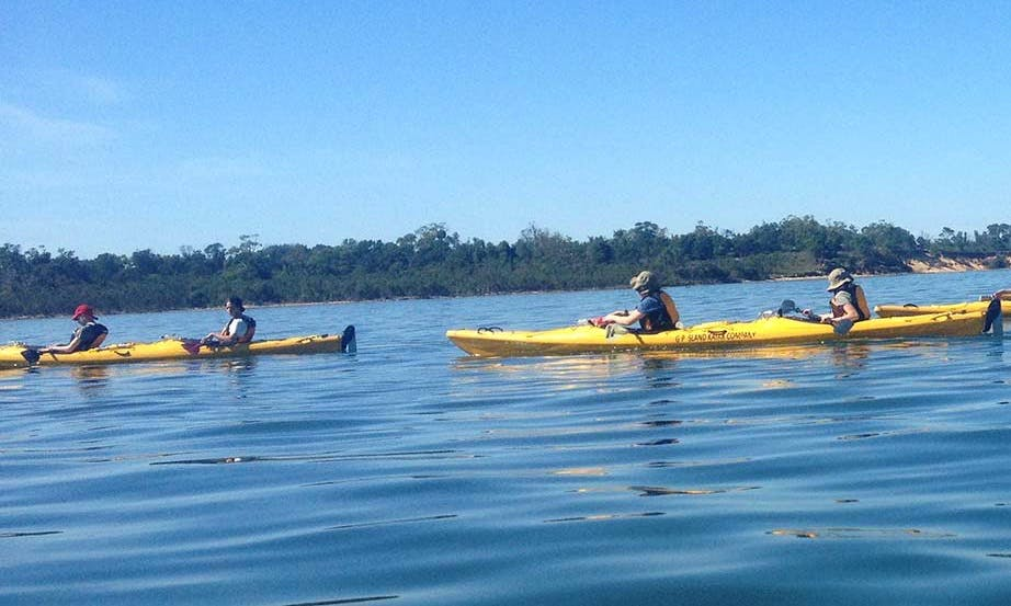 Kayak Trips on Gippsland Lakes in Sale, Victoria