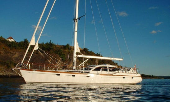 Sail On A Charter 54' Cruising Monohull In Oslo, Norway