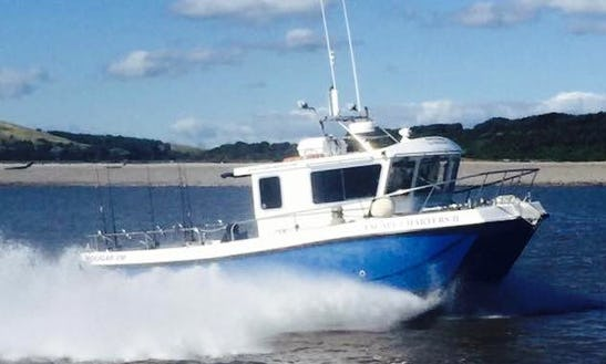Enjoy Fishing In Penarth, United Kingdom With Captain Waynem
