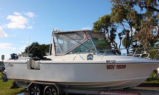 Head Boat Fishing Trips In Port Fairy, Victoria