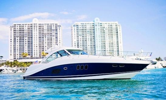 Gyc Yacht Charter @ Florida 佛罗里达游艇租赁 - Sundancer Charter