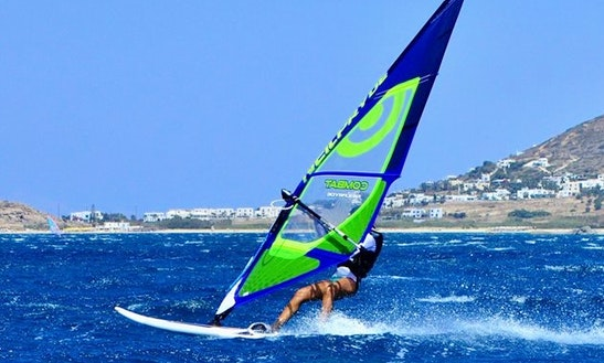 Windsurf Rentals & Courses In Naxos, Greece