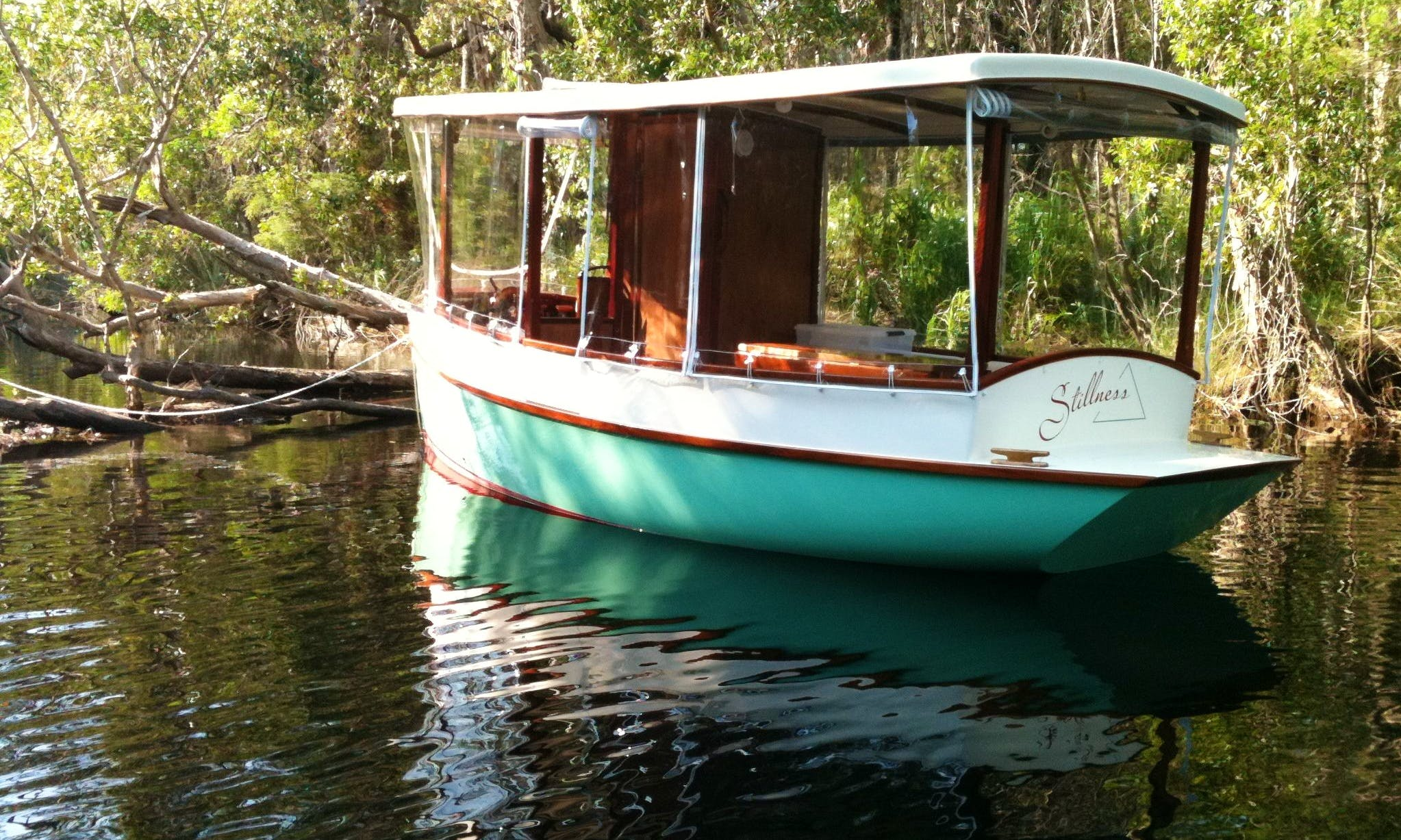 Lady Ann Boat Hire from Noosaville, Queensland