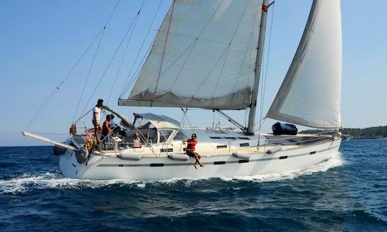 Charter 55' Cruising Monohull In Antalya, Turkey