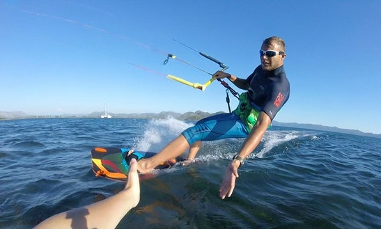 Enjoy Kiteboarding Lessons In Athens, Greece