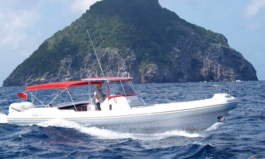 Powerboat Adventure And Kitesurf Holidays In The Grenadines