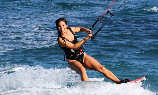 Learn Kitesurfiing In La Ventana, Baja California Sur