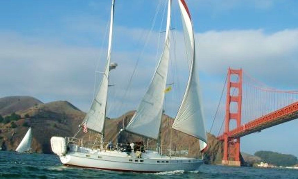 Sail San Francisco Bay On Quot Glory Days Quot Yacht With Captain
