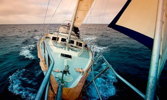 Charters 55ft Irwin Schooner In Marina del Rey, California