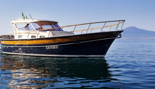 Private Boat Tour From Sorrento To Capri With Fratelli Aprea 36 Ht