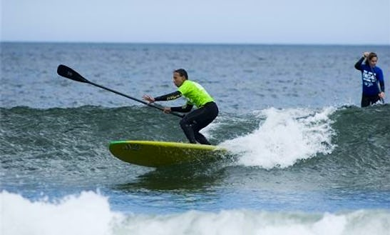Stand Up Paddleboard Rentals And Lesson In Narragansett, Rhode Island