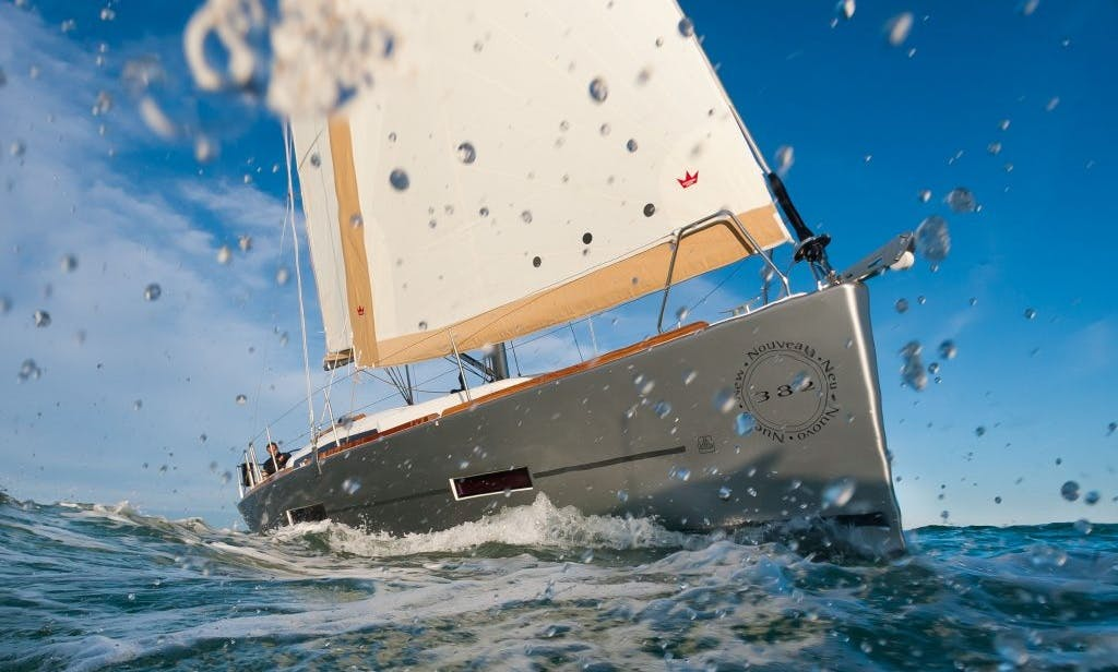 "Charter the Dufour 382 GL ""Tortuga"" Sailboat in Arrecife, Spain"