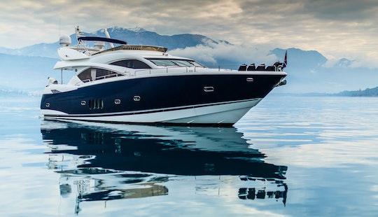 Motor Yacht For Rent In Сплит