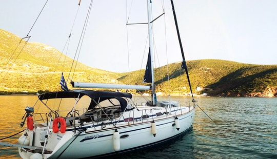 Exceptional Experience Aboard Bavaria 47 Cruiser In Paros, Greece
