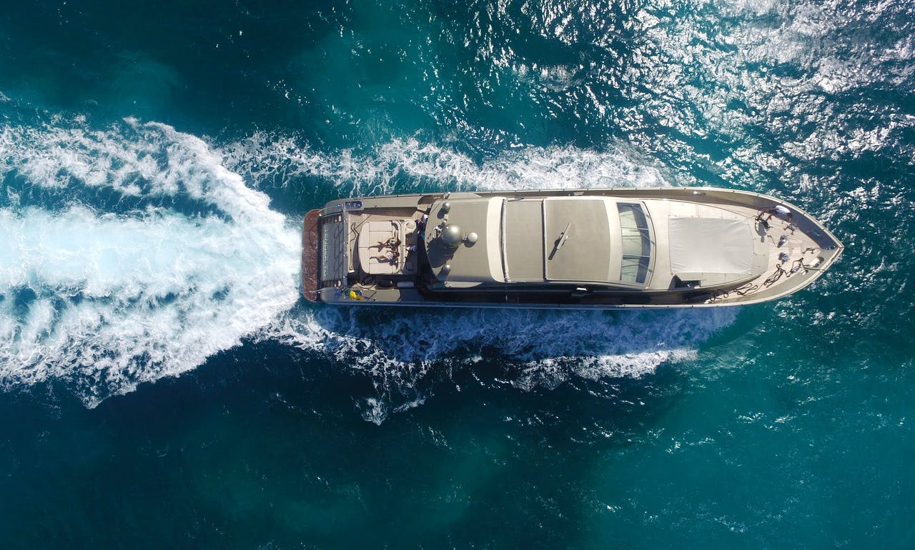 Leopard Yacht 88 ft In St Martin