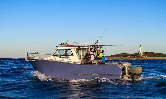 Enjoy Fishing In Queenscliff, Australia With Peter