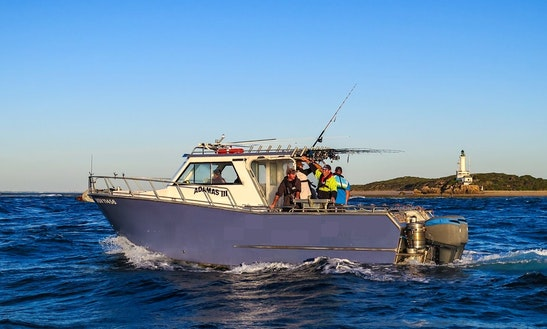Enjoy Fishing In Queenscliff, Australia With Peter