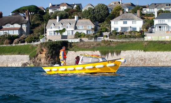 Rent 17' Cuddy Cabin In Saint Mawes England