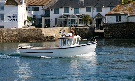 Mackerel Fishing Trips In Saint Mawes, England With Captain James