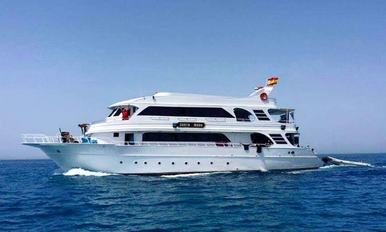 Charter 89' Power Mega Yacht In Ash Sharqia Governorate, Egypt