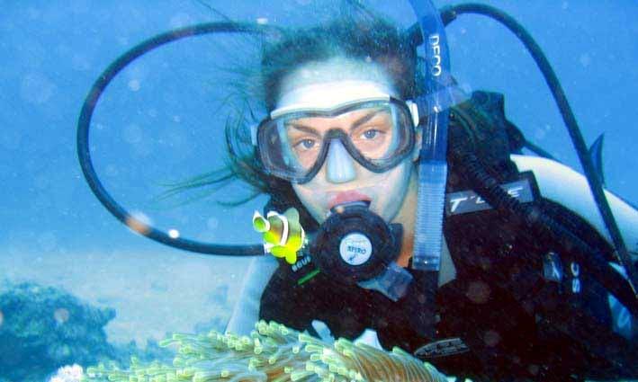 Diving Courses in Trou-aux-Biches, Mauritius