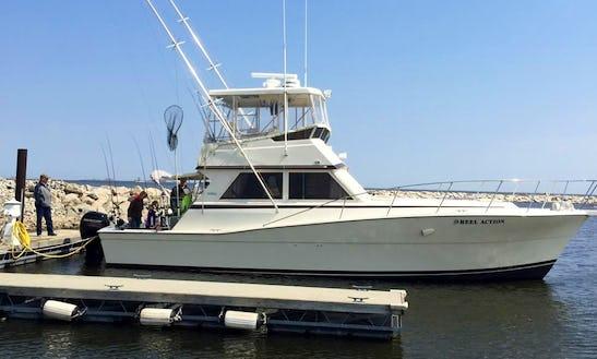 Enjoy Fishing In Placida, Florida On 41' Sport Fisherman
