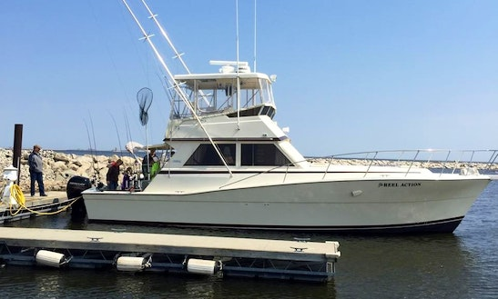 Enjoy Fishing In Placida, Florida On 41' Sport Fisherman