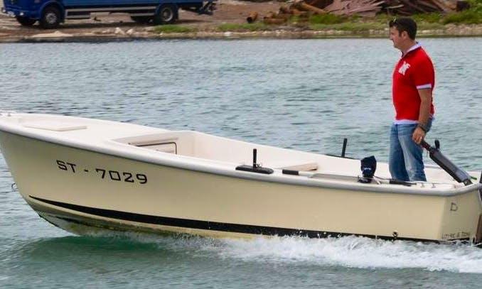 Fisherman Ribar 484 Boat for 3 People