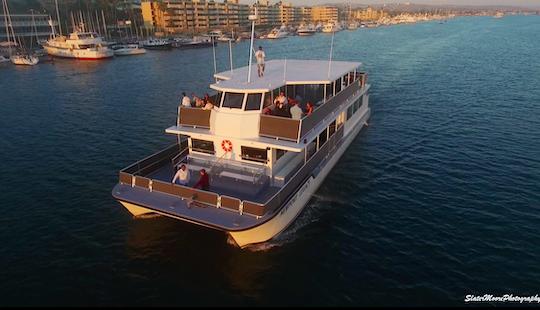 Newport Beach Coastal Cruise