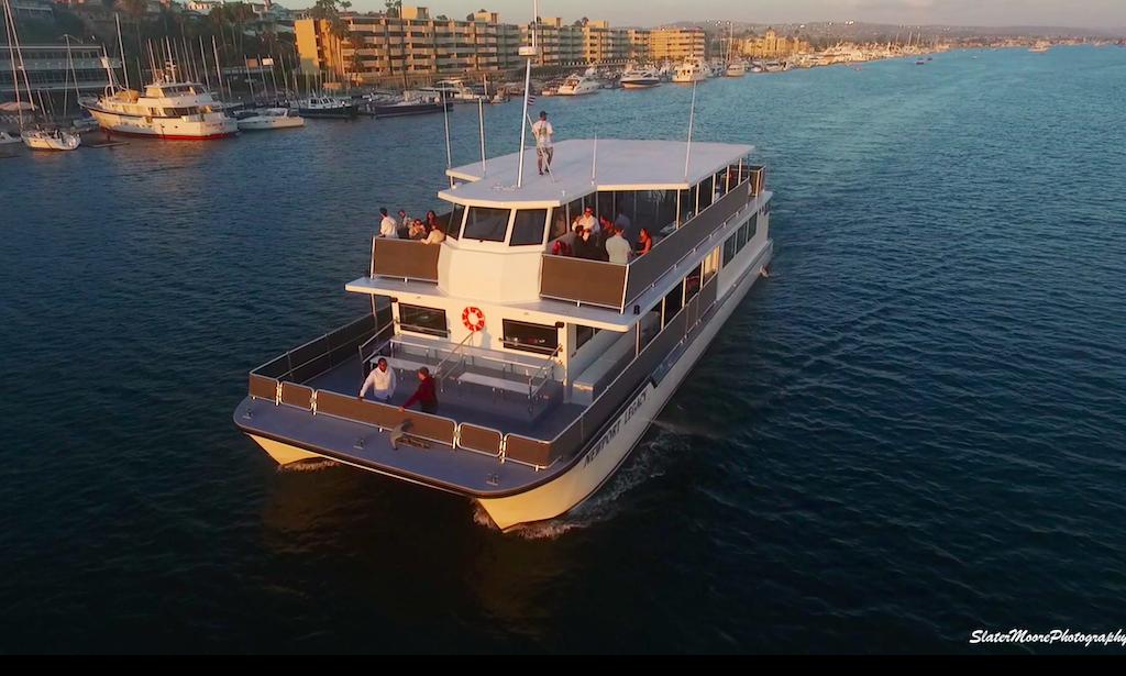 Catamaran Charter Newport Beach
