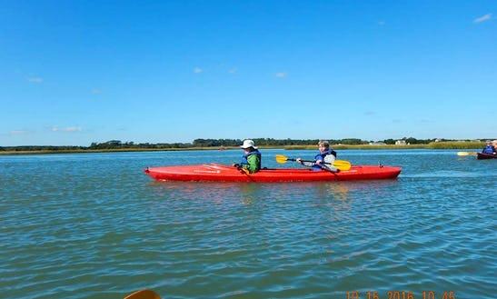 Enjoy Double Kayak Tours In Salisbury, Maryland